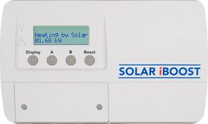 Solar iBoost Heating by Solar
